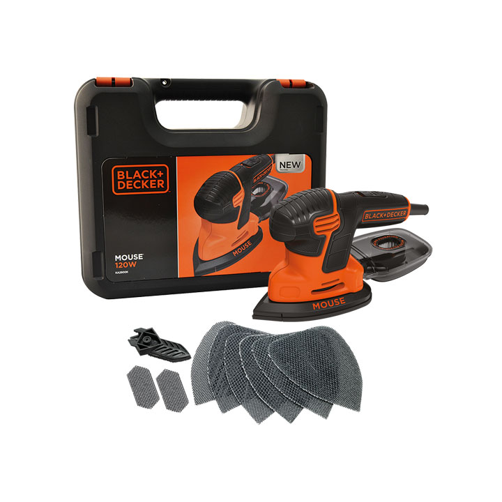 Blackanddecker Șlefuitor Multi Black & Decker Ka2500k