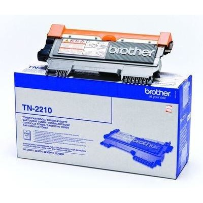 Brother Toner Brother Tn 2210 Negru | 1200 Pag | H
