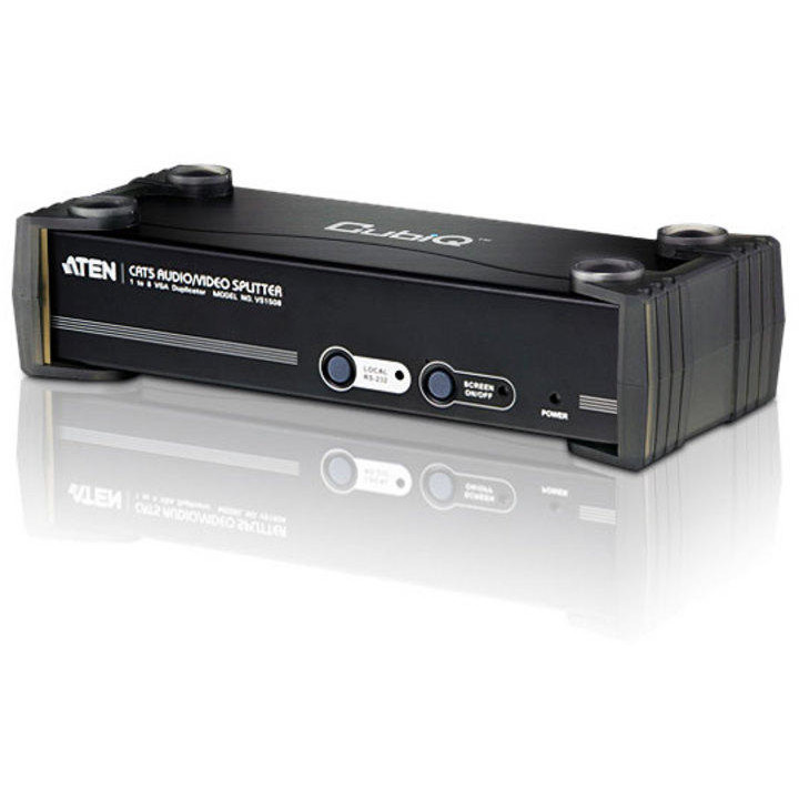 Aten Aten Video/audio Splitter 8 Port  Cat. 5