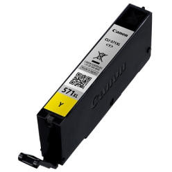 Canon Ink Canon Cli-571xl Yellow Blister With Secu