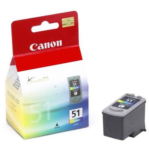 Canon Cartus Canon Cl51 Color | 21ml | Ip2200/6210