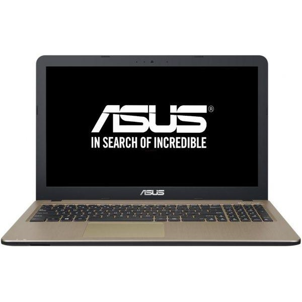 Asus Laptop Asus X540sa-xx004d  15 Hd  Intel Celeron Dual Core N3050 (2m Cache  Up To 2.16 Ghz)  4gb Ddr3  Hdd 500 Gb  Dvdrw Hd  No Os  Auriu