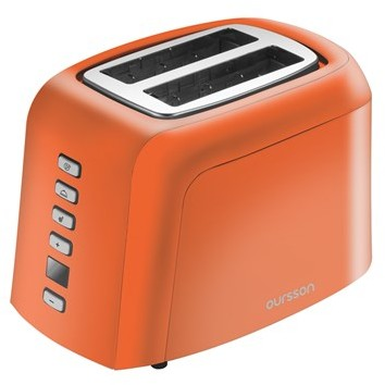 Oursson Prajitor De Paine Oursson To2145d/or  800 W  2 Felii  Porotcaliu