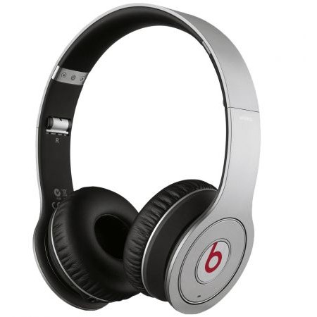 Beats Casti Wireless Beats By Dr. Dre Studio  Silver