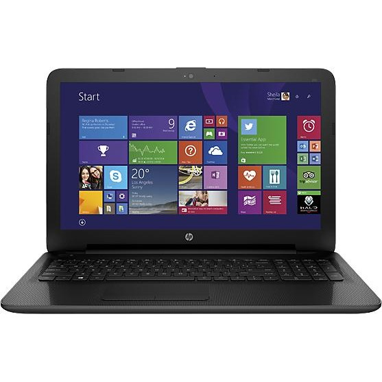 Hp Laptop Hp 250 G4 (procesor Intel® Celeron® N3050 (2m Cache  1.60 Ghz)  Braswell  15.6  4gb  500gb  Intel® Hd Graphics  Negru