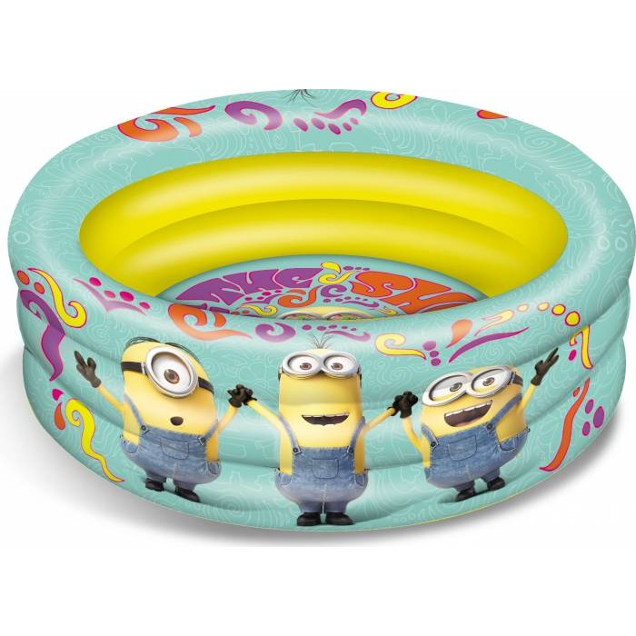 Mondo Piscina 3 Inele Minion Made