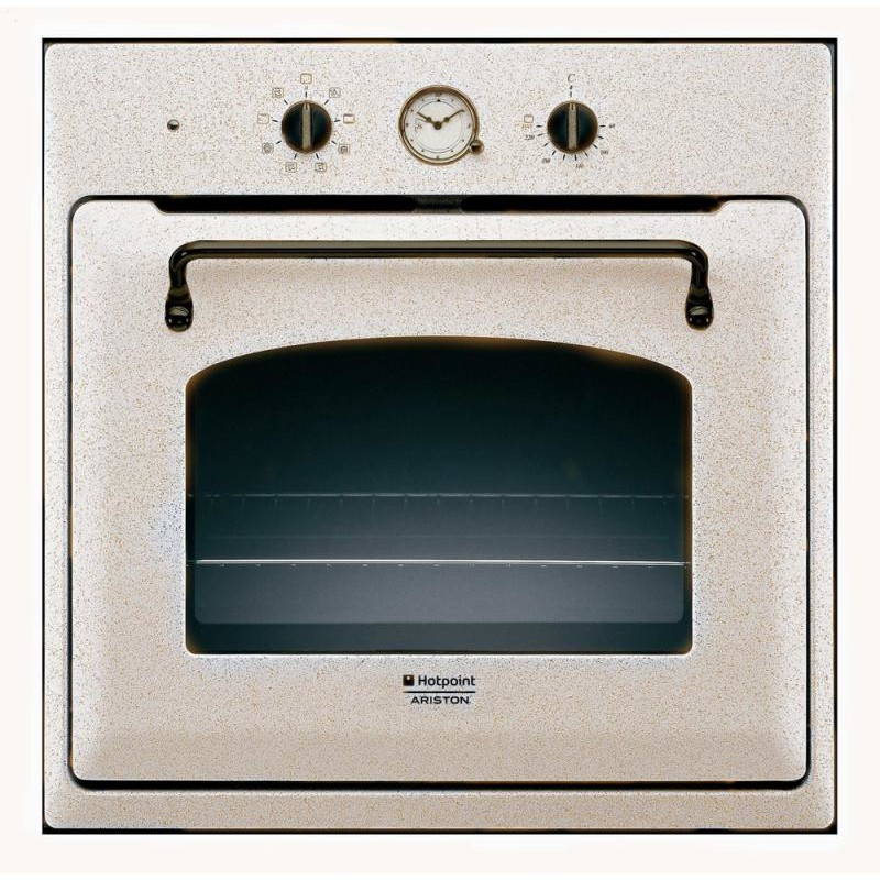 Hotpoint Cuptor Electric Incorporabil Hotpoint Ft 850.1(av)/has  Clasa Energeticaa  Capacitate 56l  Multifunctional  Culoare Avena