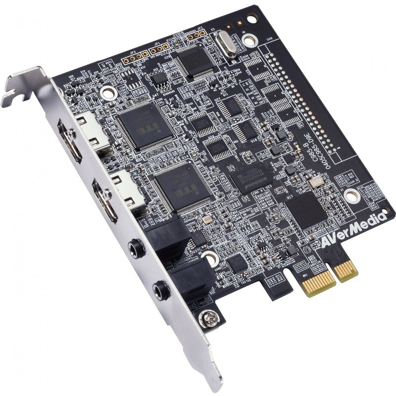 Avermedia Avermedia Video Grabber Live Gamer Hd Lite  Pci-e  Hdmi  Fullhd