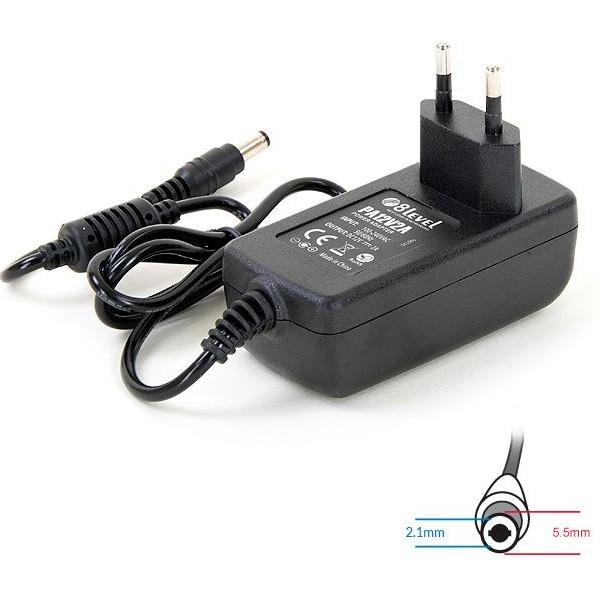 8level 8level Dc12v/2a Power Adapter 5x2.1mm
