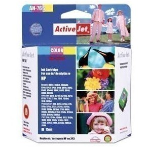 Action Ink Activejet Ah-766 | Color | 21 Ml | Refi