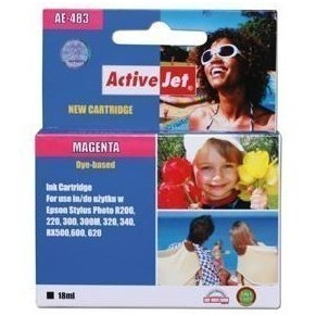 Action Ink Activejet Ae-483 | Magenta | 18 Ml | Ch