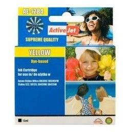Action Ink Activejet Ae-1284 | Yellow | 13 Ml | Ep