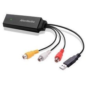 Avermedia Avermedia Video Converter Et111  Rca (composite Video) To Hdmi Adapter