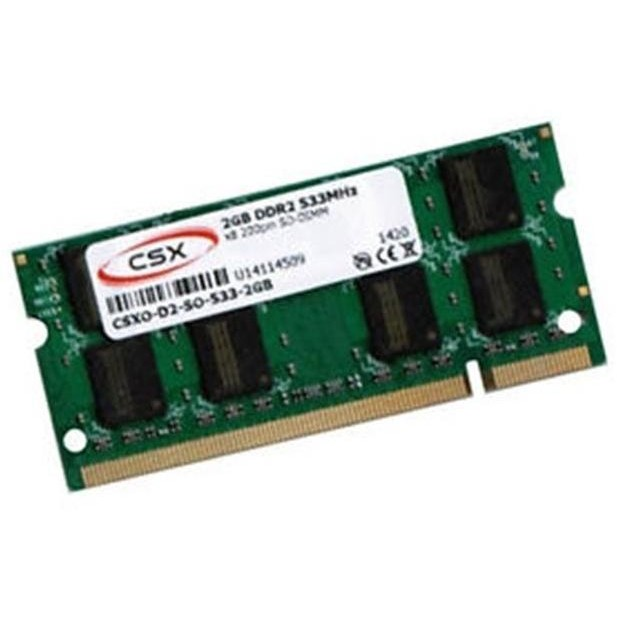 Csx Memorie Csx (csxo-d2-so-533-2g) 2gb Ddr2 533mhz Notebook