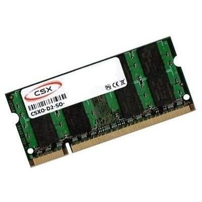 Csx Memorie Csx (csxo-d2-so-533-1gb) 1gb Ddr2 533mhz Notebook