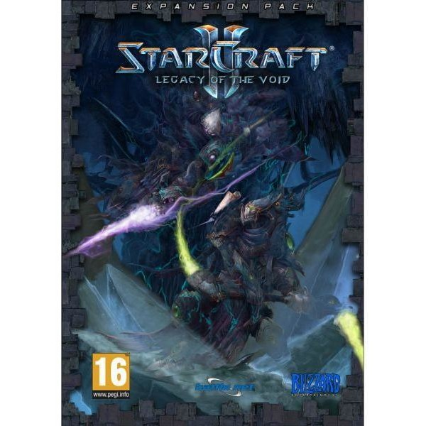 Activision Joc Software Starcraft Ii Legacy Of The