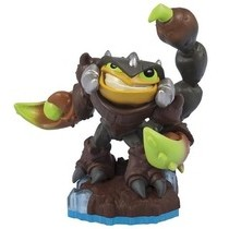 Activision Figurina Skylanders Swap Force Scorp (ps3 xbox360)