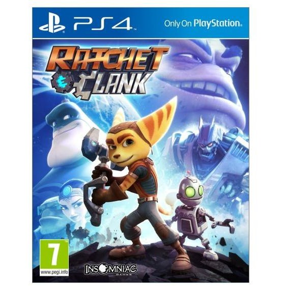 Sony Joc Software Ratchet And Clank Ps4