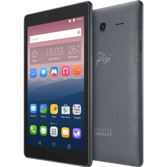 Alcatel Tableta Alcatel Pixi 4 7 8gb Wi-fi  Black (android)