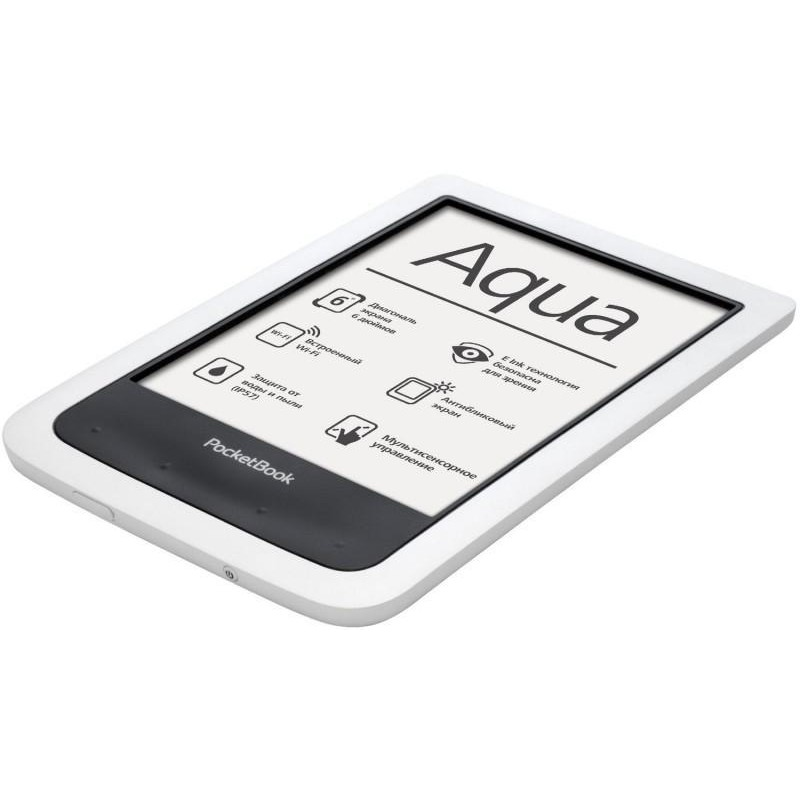 Pocketbook Ebook Reader Pocketbook 640 Aqua  Alb
