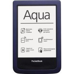 Pocketbook Ebook Reader Pocketbook 640 Aqua  Albastru Inchis