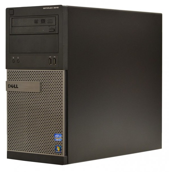 Dell Calculator Dell Optiplex 3010 Tower  Intel Core I5 3470 3.2 Ghz  4 Gb Ddr3  500 Gb Hdd Sata  Dvd  Windows 7 Home Premium  Garantie Pe Viata