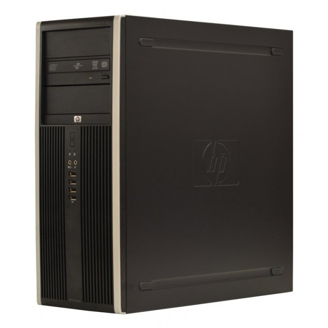 Hp Calculator Hp Compaq Elite 8100 Tower  Intel Core I7-860 2.8 Ghz  4 Gb Ddr3  320 Gb Hdd Sata  Dvd  Placa Video Nvidia Quadro Nvs 290  Windows 7 Professional  Garantie Pe Viata