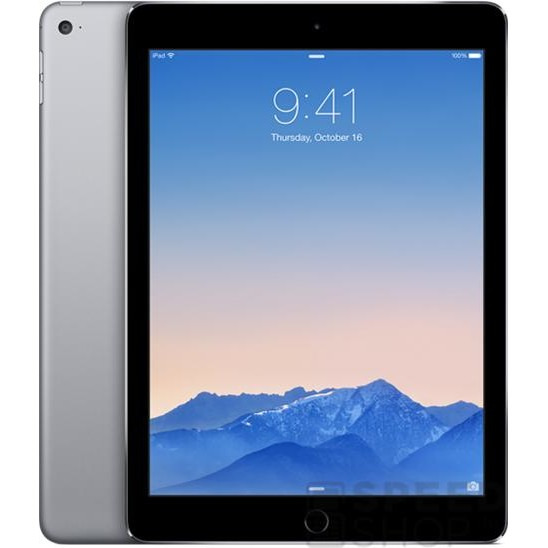 Apple Apple Ipad Air 2 Wi-fi 32gb  Space Gray (mnv