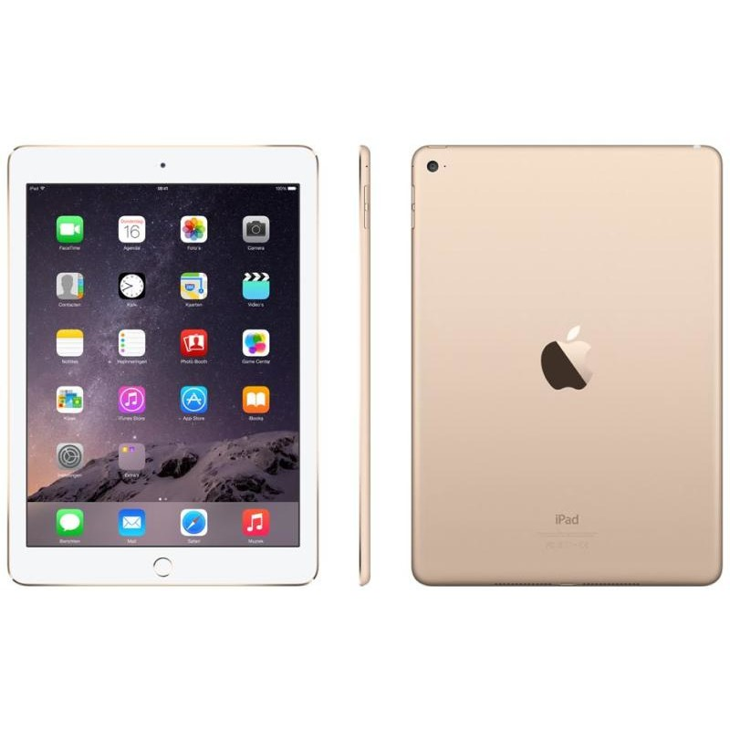 Apple Apple Ipad Air 2 Wi-fi 32gb  Gold (mnv72hc/a