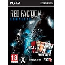 Sony Red Faction Complete Pc