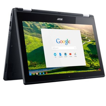 Acer Laptop 2 In 1 Acer Chromebook C738t-c17e Cu Procesor Intel® Celeron® N3050 1.60ghz  11.6  Touchscreen  2gb  32gb Emmc  Intel® Hd Graphics  Black