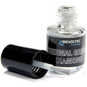 Rev Pasta Termica Revoltec Thermal Grease Diamond  6 G