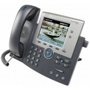 Cisco Cisco Uc Phone 7945 Gig Ethernet Color Spare