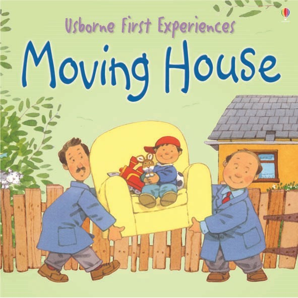 Usborne First Experiences: Moving House (mini Edition) Usborne Book