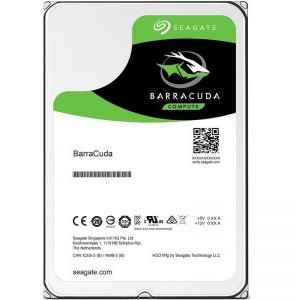 Seagate Hdd Intern Seagate Barracuda 2.5 500gb Sata3 5400rpm 128mb