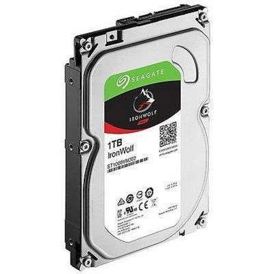 Seagate Seagate Ironwolf Hdd 3.5 1tb Sata3 5900rpm  64mb