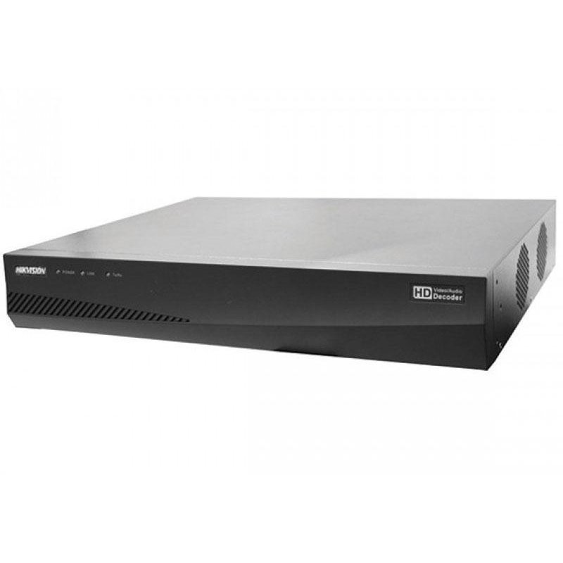 Hikvision Hk Video Decoder 5mp 19 Ds-6401hdi-t