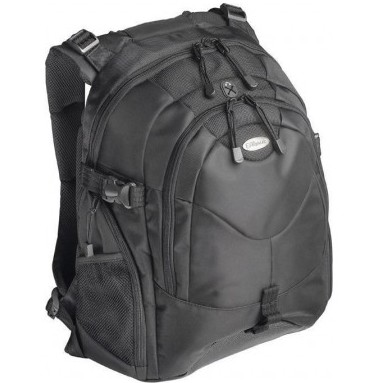 Genti Targus Backpack notebook Targus, TEB01, 15′-16′, Campus, 840D Nylon, Bla …