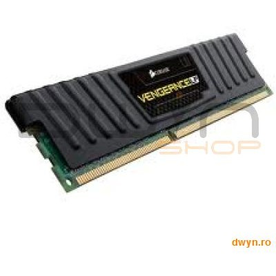 CORSAIR Corsair DDR3 8GB 1600MHz, 1x8GB, 10-10-10-27, radiator Vengeance LP, 1.5V