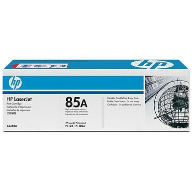 HP HP CE285A BLACK TONER CARTRIDGE