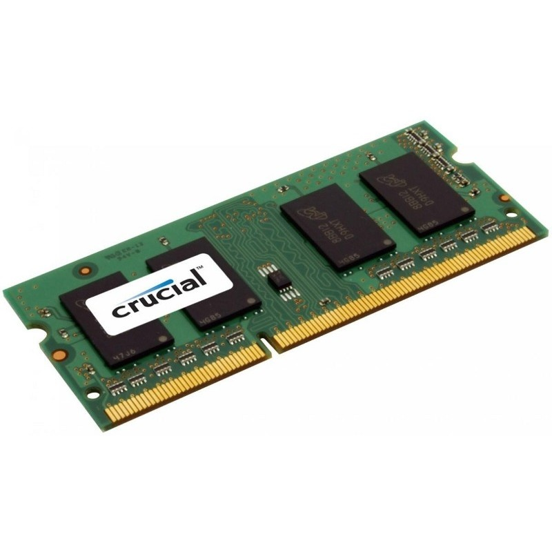 CRUCIAL Memorie notebook Crucial 4GB DDR2 800MHz CL6