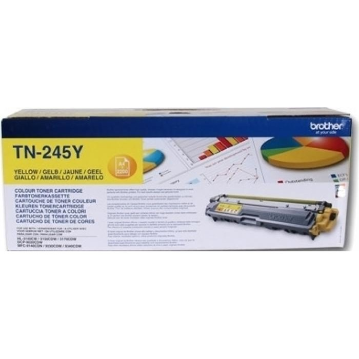 brother Toner Brother TN-245Y