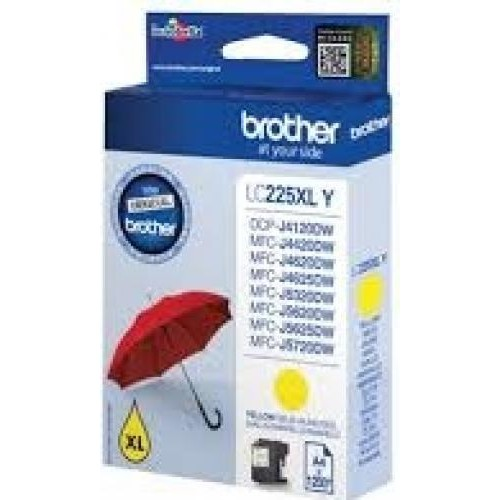 brother Cartus Brother LC-225XLY 1200 pag