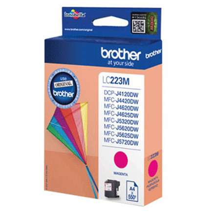 brother Cartus Brother LC-223M 550 pag