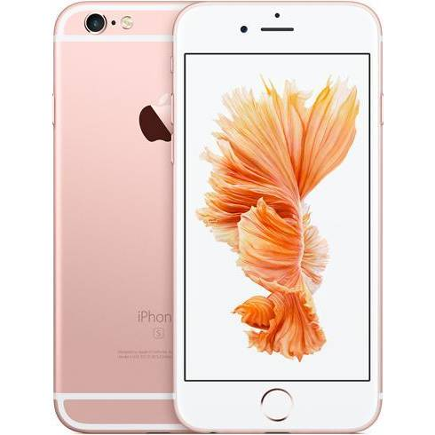 Apple iPhone 6S 32GB  (mn122gh/a), gold rose