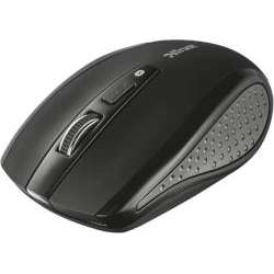 Mouse wireless Trust Siano Notebook Bluetooth, negru - compatibil android