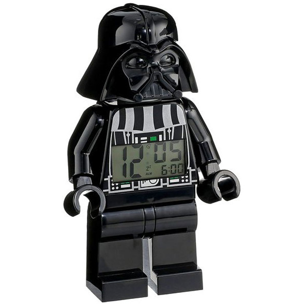 LEGO® Ceas desteptator LEGO Star Wars Darth Vader (9002113)