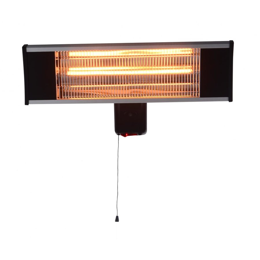 HEINNER HR INCALZITOR ELECTRIC 1500W LAMP CARBON