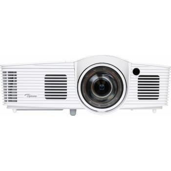 OPTOMA Projector Optoma GT1080Darbee (DLP, Short Throw; 1080p, 3000; 28000:1 FULL 3D)