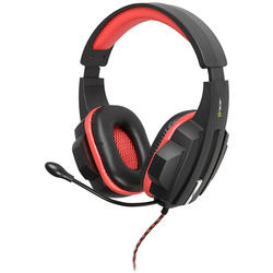 Gaming Headset Tracer Battle Heroes Expert Red